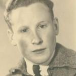 Jan Dijkstra, zoon van Boke Dijkstra, de wasbaas.
