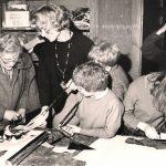 Een sociaal bewogen schilderes