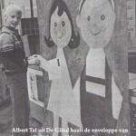 Kinderpostzegelactie voor de Kinderboerderij